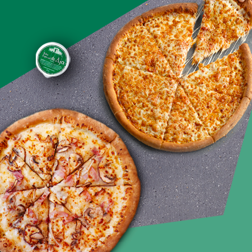 Pizzas a 9,95€