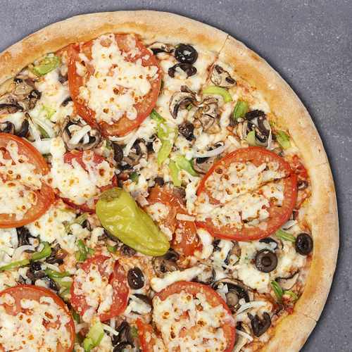 Pizza Green Mediana