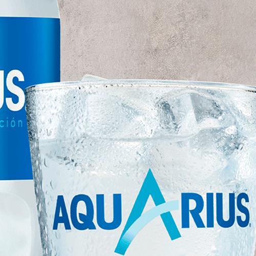 Aquarius Limón (50cl)