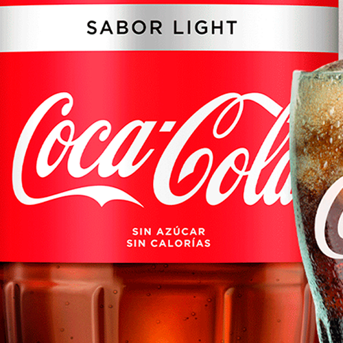 Coca-Cola Light (50cl)