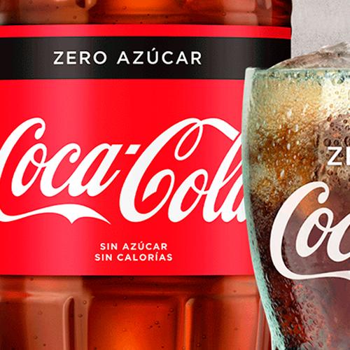 Coca-Cola Zero (50cl)