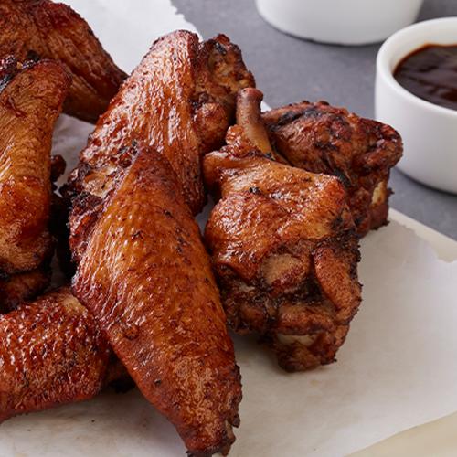Alitas de pollo (8 uds)