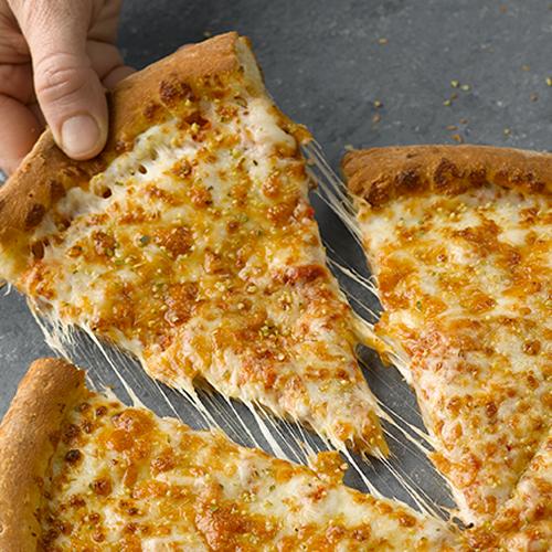Pizza Seis Quesos Grande