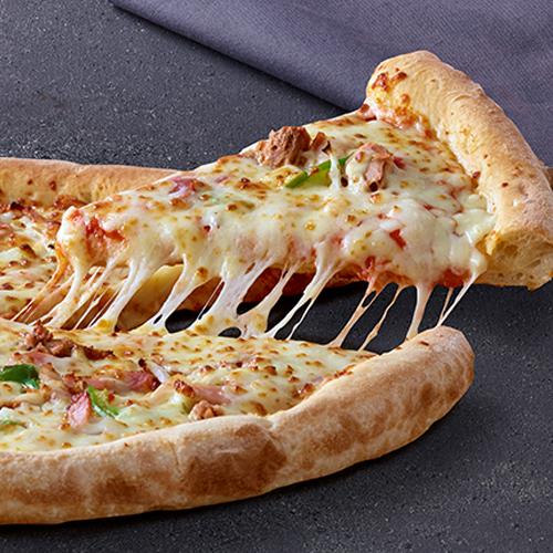 Pizza Caprichosa Mediana