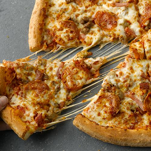 Pizza Carnivora Grande